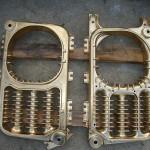 Model CNC Milling